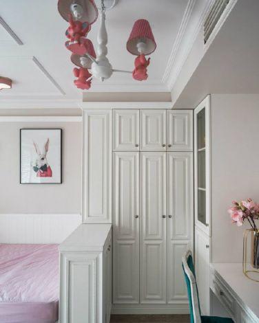 曲江观邸136平米轻奢风格装修设计效果图