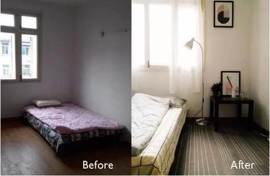 西安卧室翻新改造价格多钱一平米