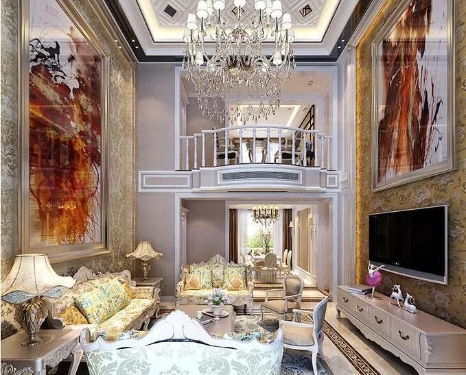 西安欧式室内装修价格一般多钱?