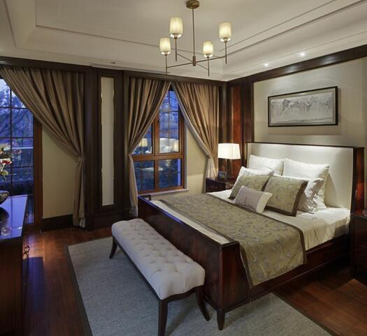 西安中式室内装修价格?中式和新中式区别?