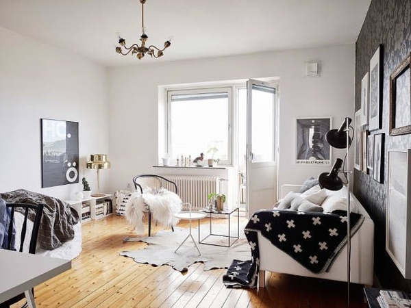 西安现代简约室内装修价格